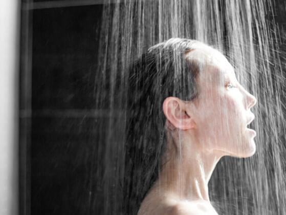 Do you take long showers?