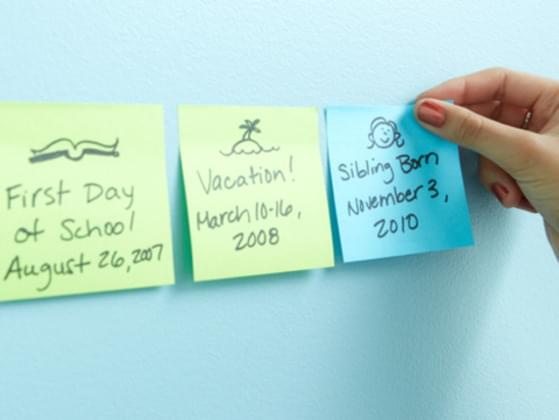 Do you think which one of these events is the important milestone in life?