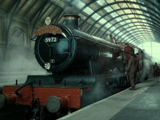 Pick a magical treat to munch on while on the Hogwarts Express.