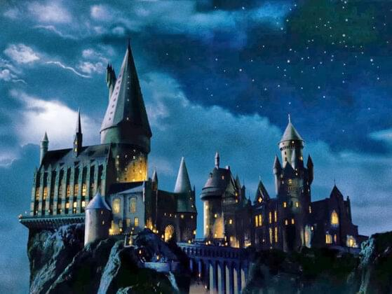 What's the best thing about Hogwarts?
