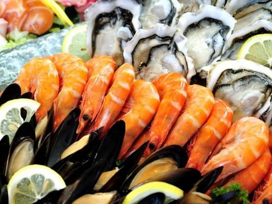 What is your favorite seafood?