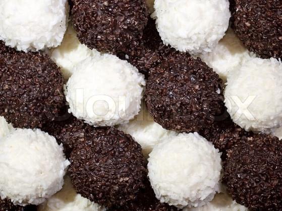 White chocolate or dark chocolate?