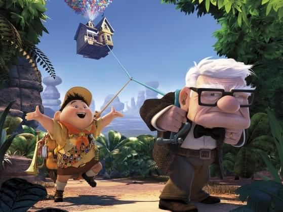 Choose a Pixar movie: