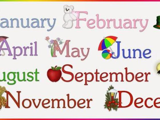 What is your birth month?