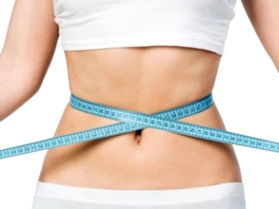 You tend to gain extra weight in which part of the body?
