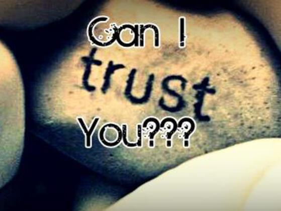 Who do you trust most in life?