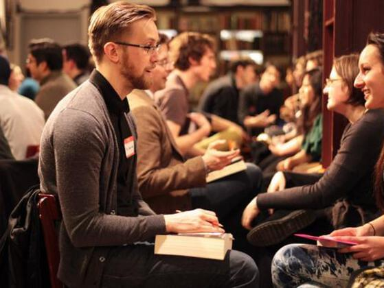 Would you ever consider speed dating?