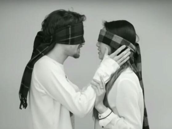 Have you ever kissed a stranger?