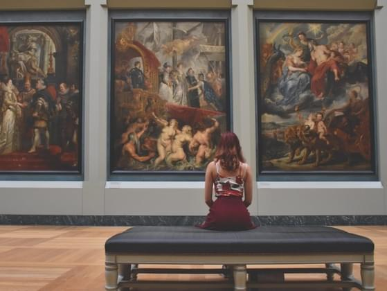 You want to visit a museum. Which one do you pick?