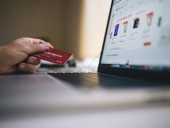 How often does your online shopping go untouched?