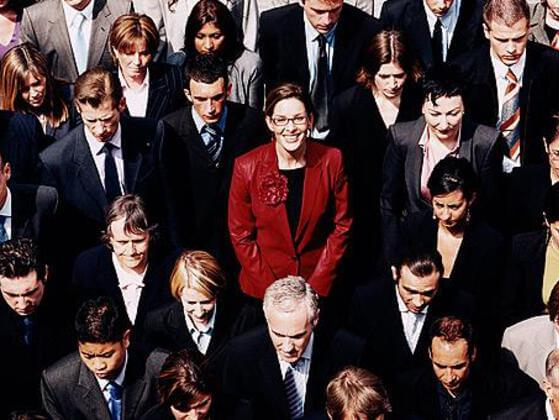 Do you like to stand out in a crowd?