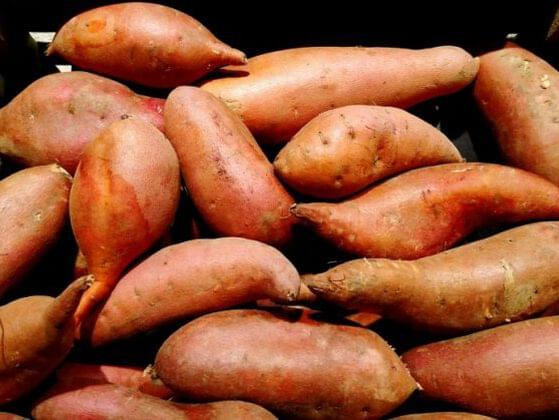 This one should be relatively familiar to you. What is this root vegetable called?