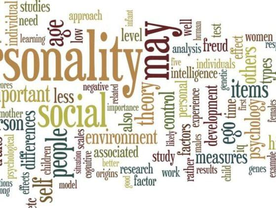 What is most like your personality?