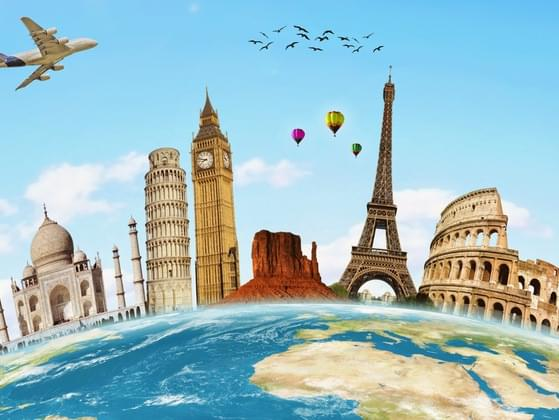 If you could travel to anywhere, where would you go?