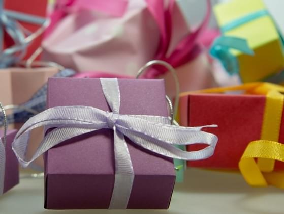 Do you prefer to give gifts or receive them?