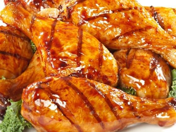 How do you like your chicken cooked?