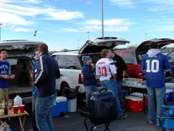 What does it mean to tailgate?