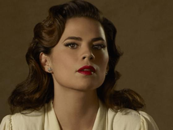 Hayley Atwell - Peggy Carter