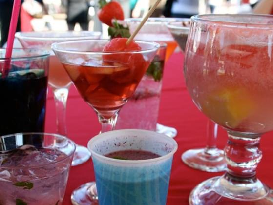 What is your favorite non-alcoholic drink to order when you go to a restaurant?