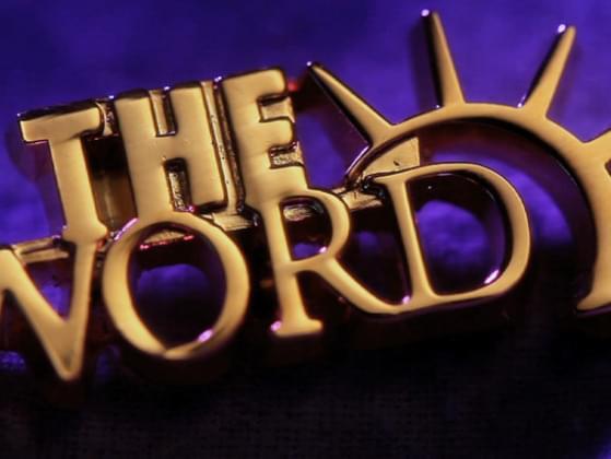 The word 'poop':