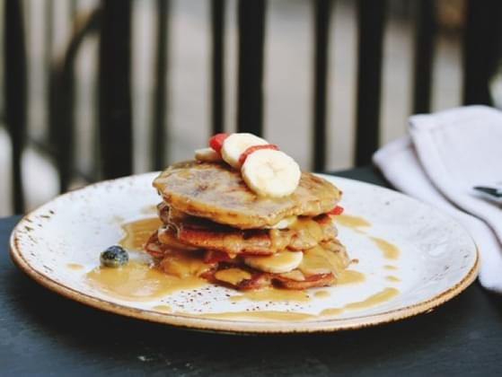 Pancakes can be eaten at any time of the day. Do you agree?