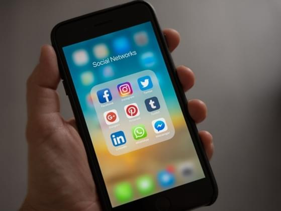 Which social media platform do you use the most?