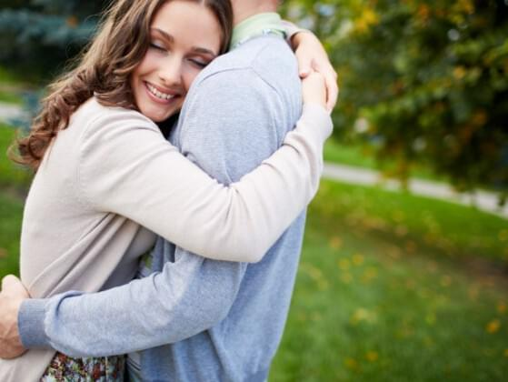 When a woman is hugged, her brain releases emotionally positive brain chemicals. This chemical is something like a feel-good hormone that makes them happy. So, hug your mother or significant other right now and spread the happiness.