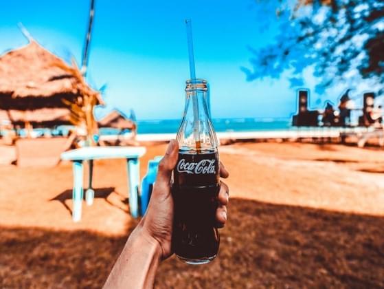 Do you prefer Coke or Pepsi?