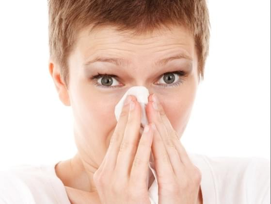 Uh-oh, you caught a really bad cold. What happens?
