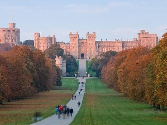 Which royal residence do you want to live in?