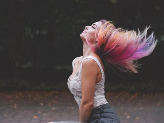If you could dye your hair any color, which would you choose?