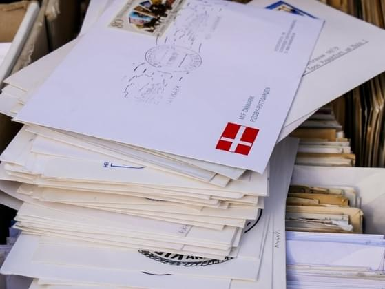 Do you still receive your bills in the mail?