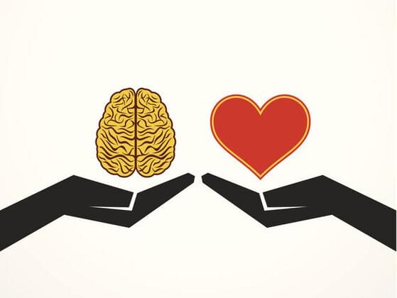 Do you tend to follow your head or your heart?