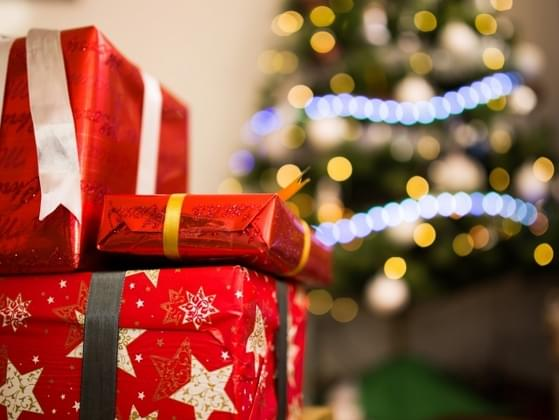 It's Christmas! What will they get from you?
