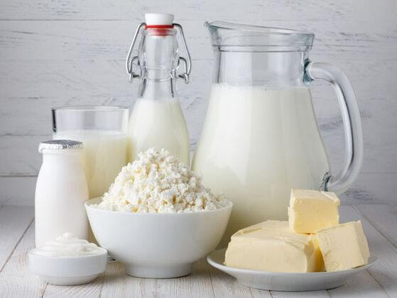 Do you try to cut back on dairy?