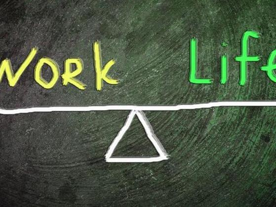 How do you balance between work and life?