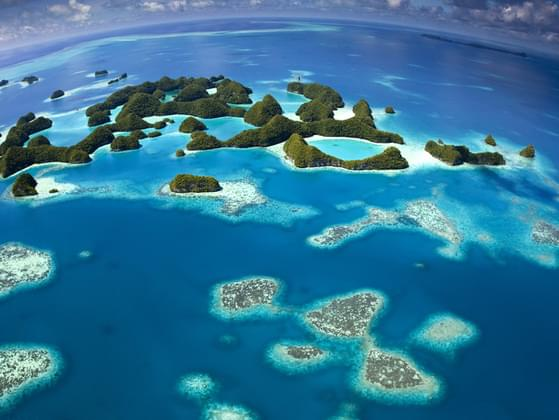 Micronesia is in: