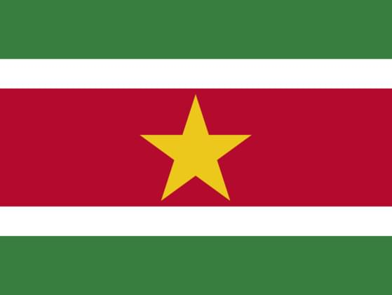 Suriname is in: