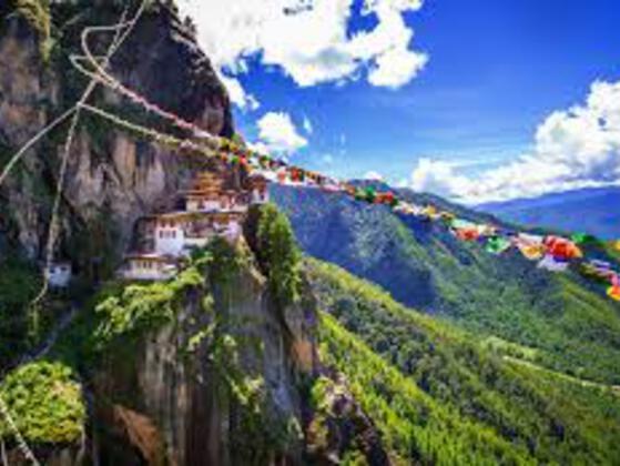 Bhutan is in: