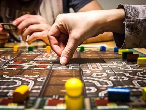 Which board game would you choose to play with your family?