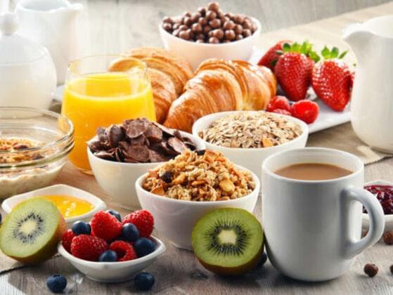 Pick a breakfast