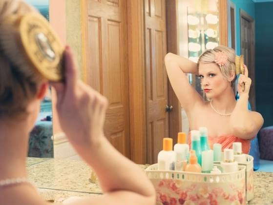 How much time do you spend on your hair each morning?