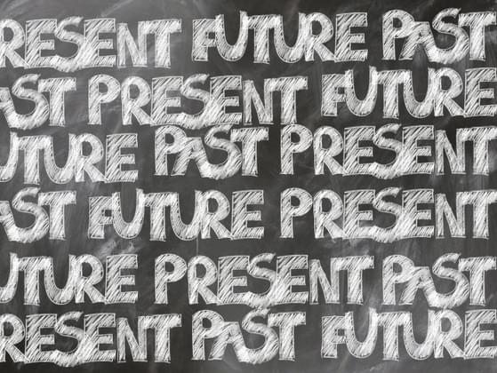 Do you tend to focus on the past, the present, or the future?