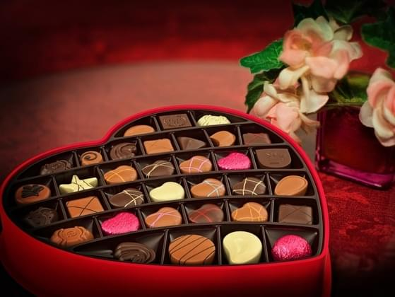It's Valentine's Day, what's your ideal way to celebrate?