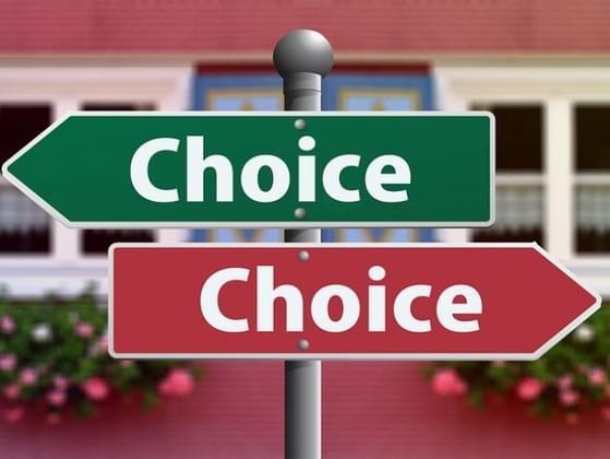 How do you make big decisions?