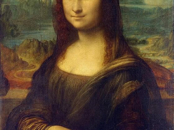WHO PAINTED THE MONA LISA?