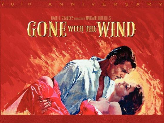 WHO PLAYED SCARLETT IN 'GONE WITH THE WIND'?