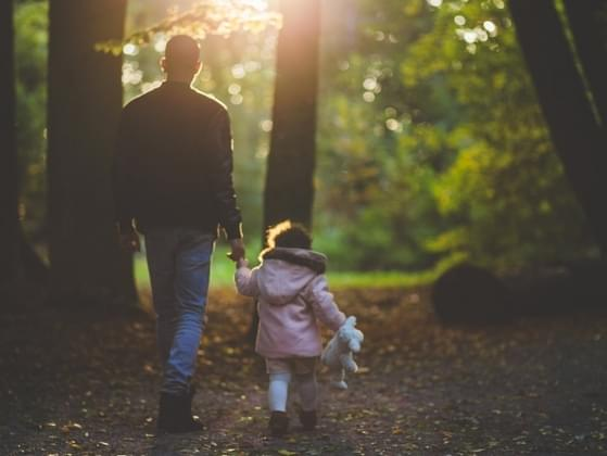 What part of parenting are you looking forward to most?