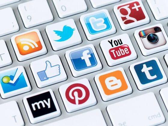 Which social media website/app are you on most of the time?