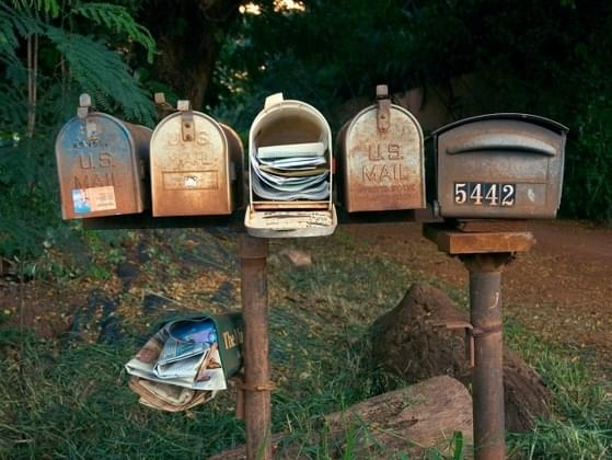 Do you open your mail as soon as it arrives?